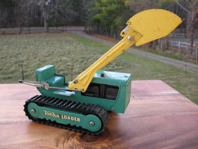 Green Tonka Truck For Sale Classifieds