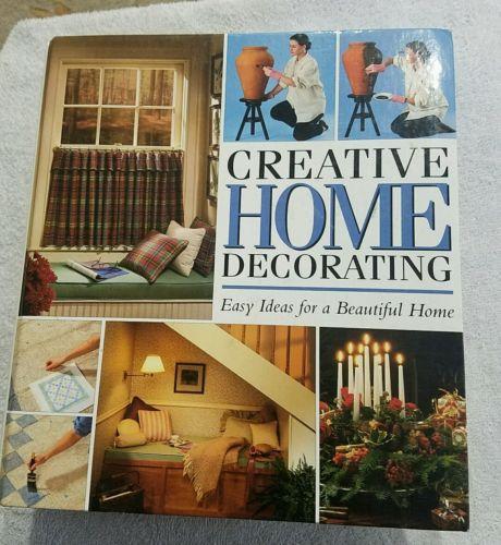 Creative Home Decorating 1995 book (texbo)