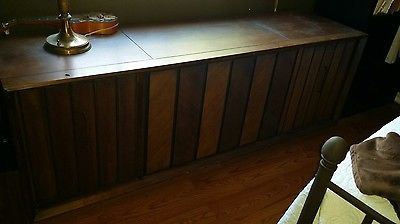 Packard Bell Stereo Console...vintage works!