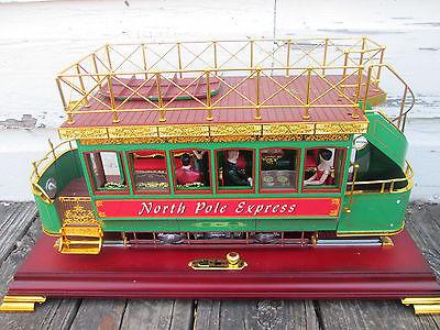 Maisto North Pole Express Cruise Ship Broken For Parts