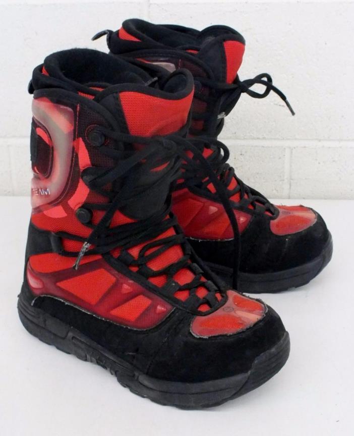 NITRO Team US-Size 9 / EUR 41-1/3 Snowboard Boots MP 27.0