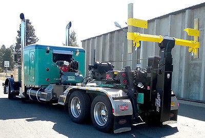 Zacklift Z453 Fifth-wheeler Edinburg Trucks wrecker