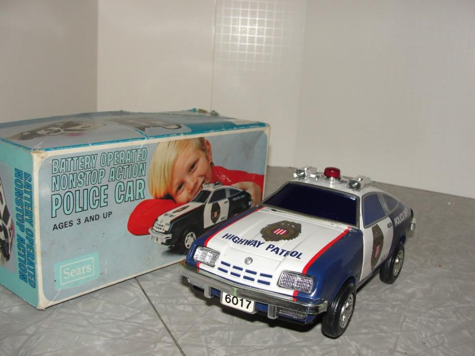 Police Car Auction Toronto >> Highway Patrol Toy - For Sale Classifieds