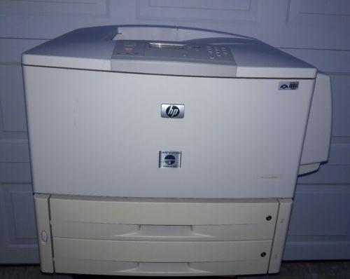 HP LaserJet 9050N Laser Printer.