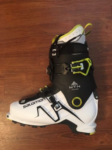 Salomon MTN Lab Explore Men's Ski Boot