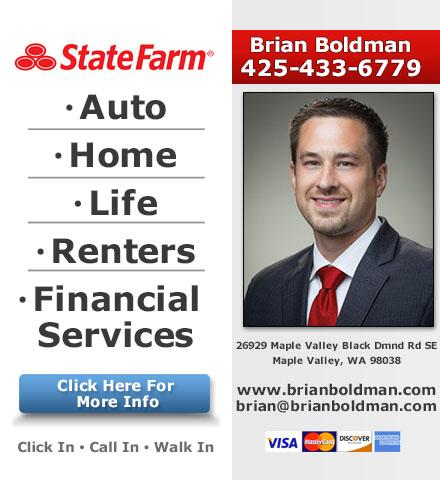 Brian Boldman - State Farm Insurance Agent