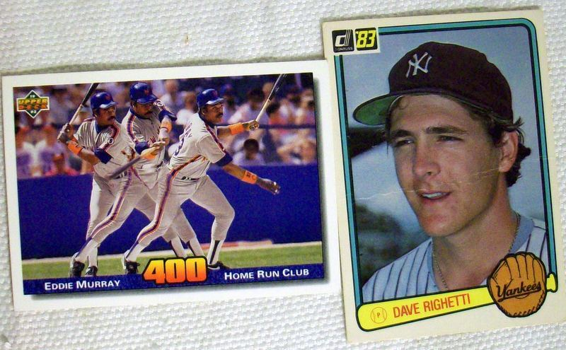 Baseball Cards1990-1993 lot of  Yankees Team