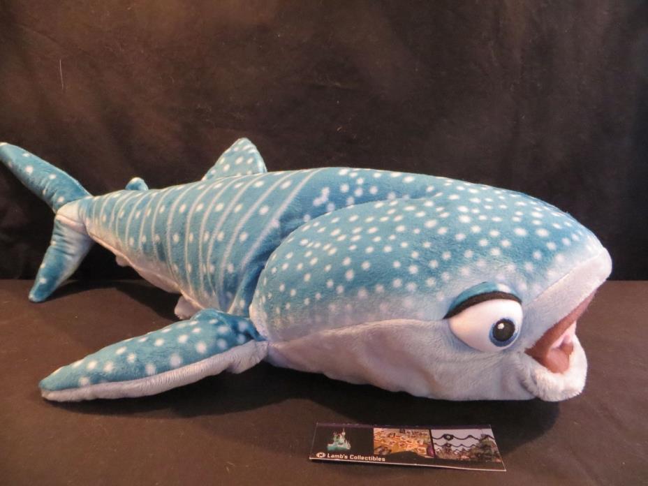 Finding Dory Destiny medium plush 22 inch Disney Store Authentic toy plush