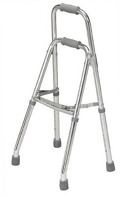 Heavy-Duty Bariatric One Hand/Arm Side Walker Adjustable Folding (Holds 500lb)