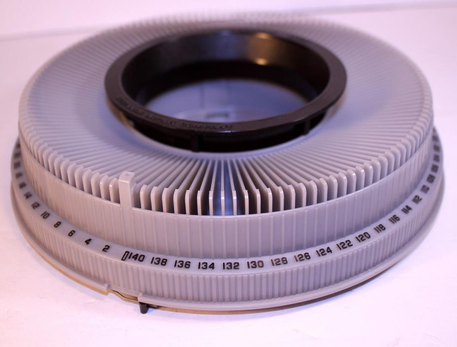 Vintage Kodak Carousel Transvue 140 Slide Tray Slide Holder for Projector