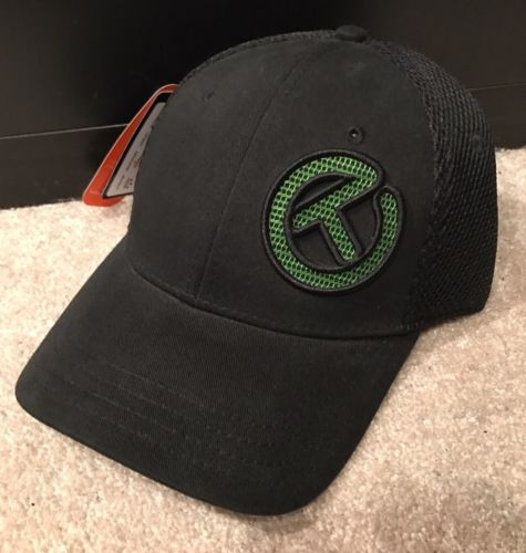 NEW Scotty Cameron LIMITED INDUSTRIAL Circle T Hat Black Green
