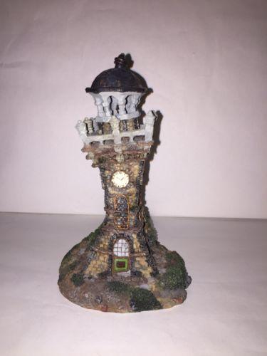 Boyds Bearly-Built Village LITTLE BEN CLOCK TOWER