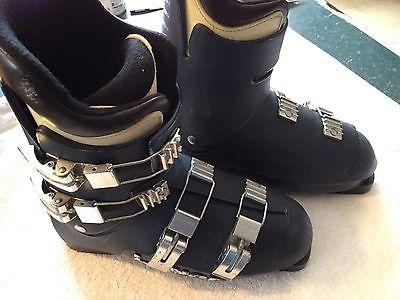 Vintage Men's Lange Ski Boots, Size 10.5