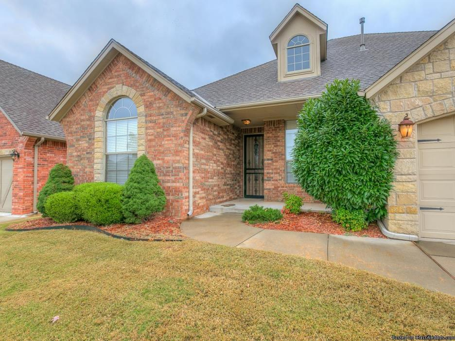Great Home in Putnam City Schools District!