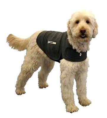 NIB Thundershirt Thunder Shirt Dog Anxiety Treatment Jacket Heather Grey XL