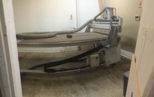 TECHNO CNC ROUTER LC4896