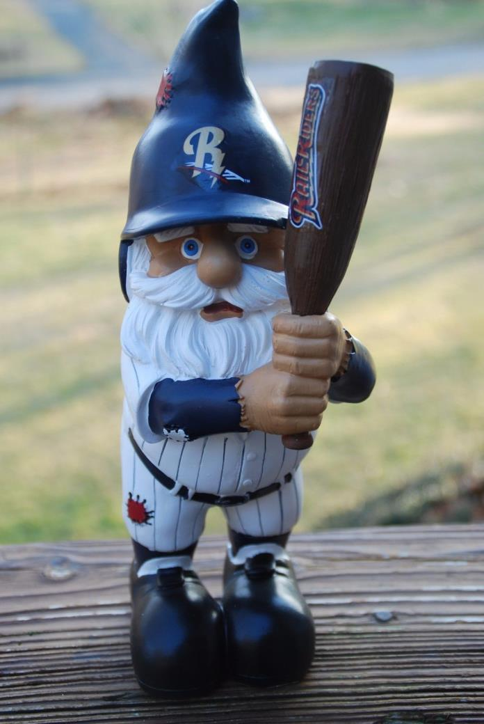Scranton/Wilkes-Barre Railriders Garden Gnome