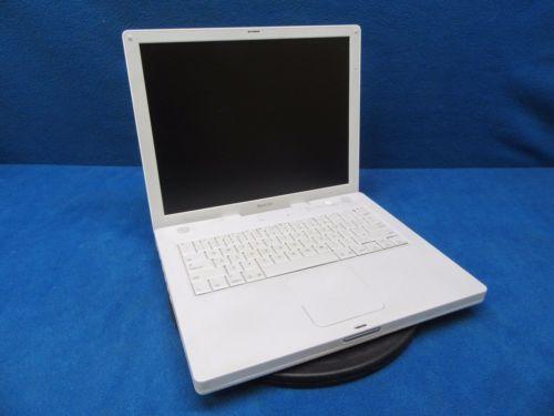 Apple iBook A1055 Notebook/Laptop PowerPC G4 933MHz 256MB RAM 40GB HDD