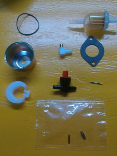 RIDING MOWER BRIGGS STRATTON  LMT CARB TUNE UP PARTS, FREE SHIPPING .