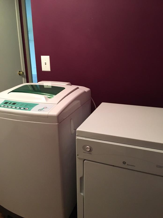 portable washer and ventless dryer