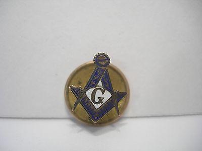 Vintage Masonic Pin Lapel