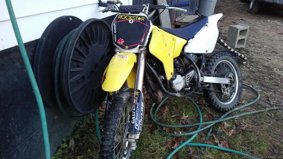 rm 85 big wheel kit