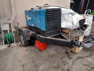 Miller 350D Generator/welder