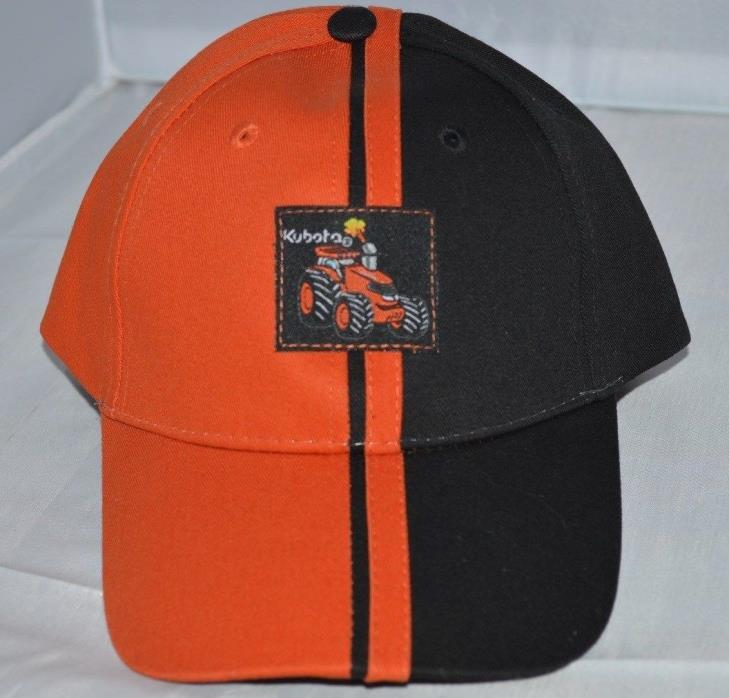 New Boys Kids Kubota Tractor Hat Authentic by K-Products