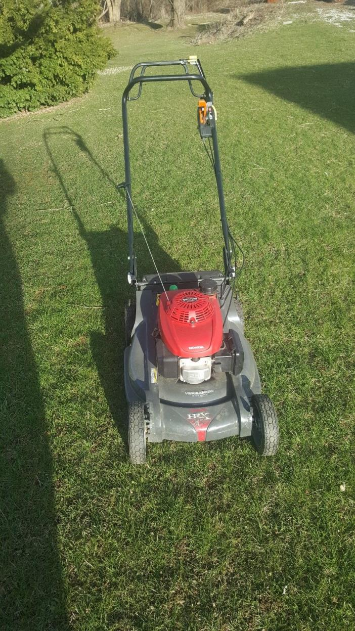 honda push mower for sale classifieds. Black Bedroom Furniture Sets. Home Design Ideas