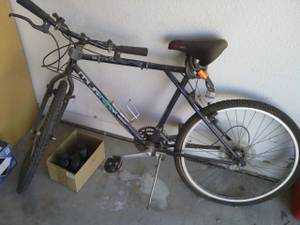 mens mountain bike (lhc)