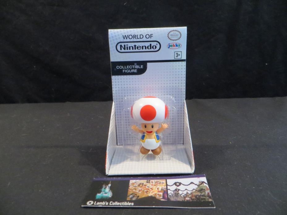 Toad World of Nintendo white box 2.5