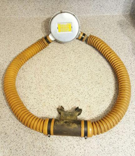 Vintage US DIVERS Aqua Lung Double Hose SCUBA 1 Stage Regulator, DW Mistral