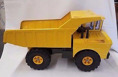 Vintage Pressed Steel Tonka Dump Truck  1970's