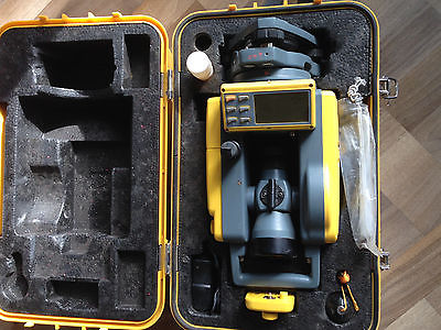 Trimble Spectra Precision DET-2 Construction Theodolite