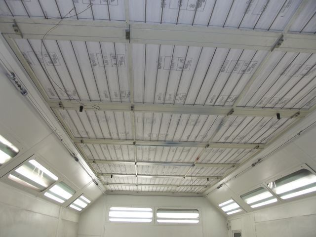 Speritex 665/HT Spray Paint Booth Ceiling Filter for AFC Booth 37