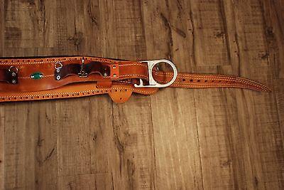 Lineman Leather Tool Belt - D24