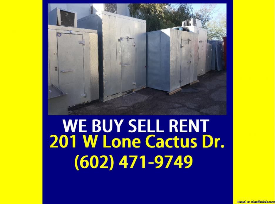 We Have Walk-In Units 4 Sell / Rent