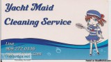 The Yacht Maid Cleaning Service