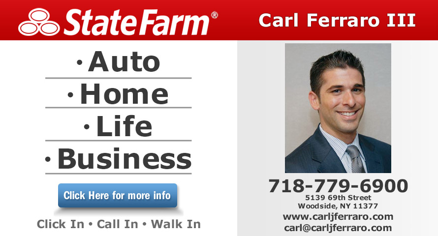Carl Ferraro III - State Farm Insurance Agent
