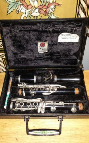Vintage Vito Clarinet