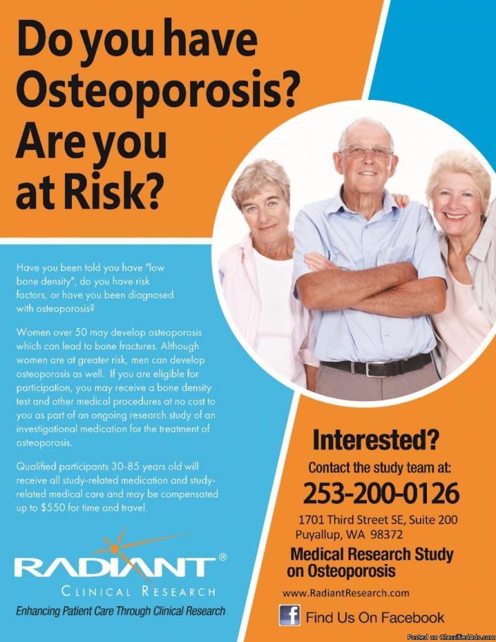 Osteoporosis Study $