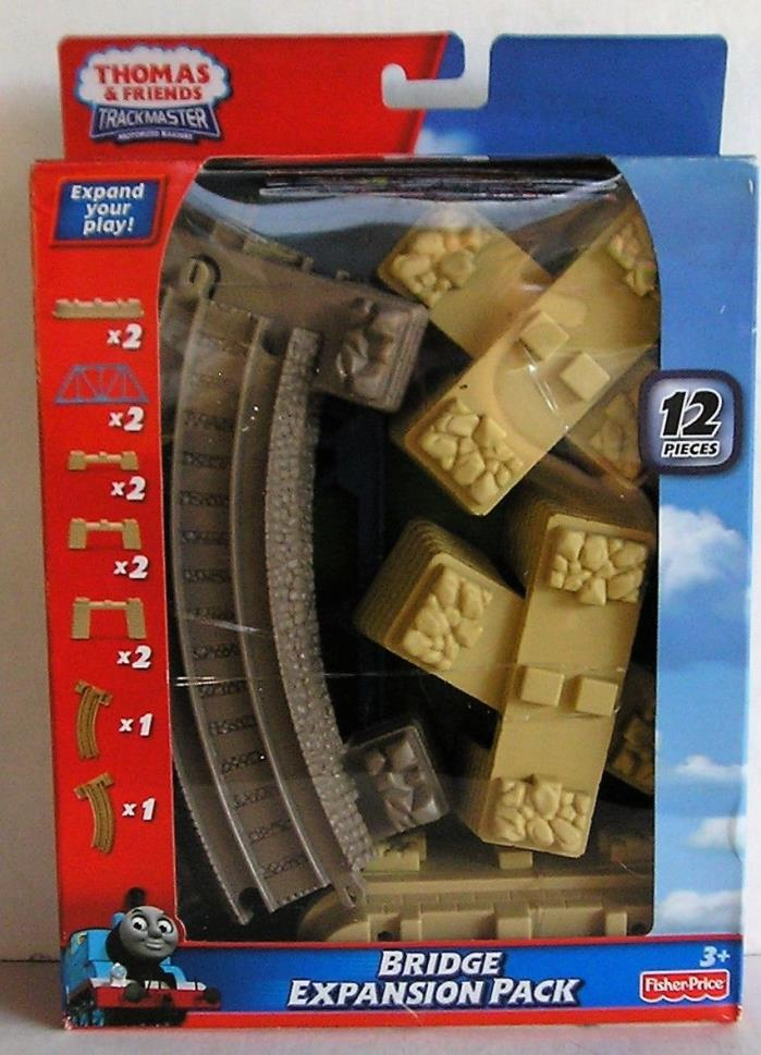 Bridge Expansion Pack for the Thomas & Friends Trackmaster System of Trains. New