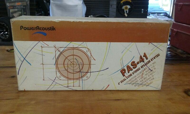New Power Acoustik PAS-41 4