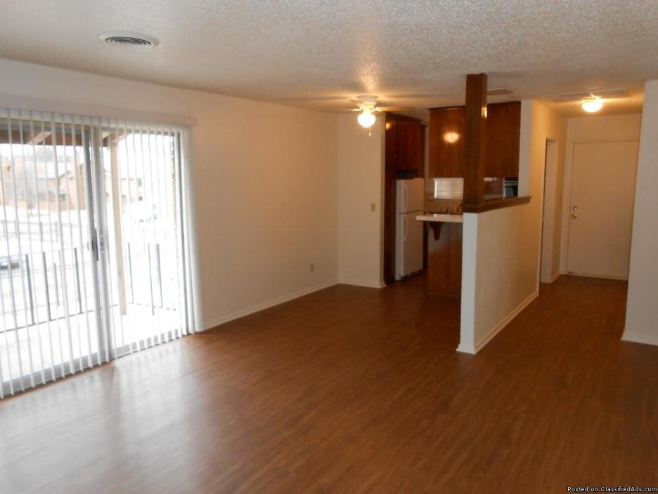 2 Bedroom- 2 Bath- All Utilities Paid
