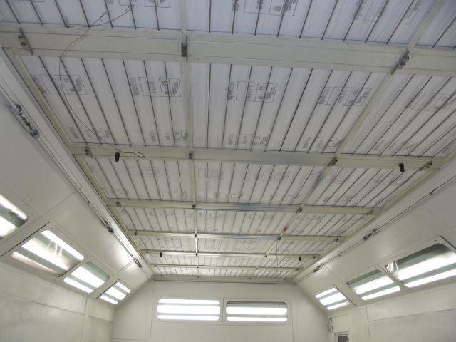 Speritex 665/HT Spray Paint Booth Ceiling Filter for Spraybake 78 3/4
