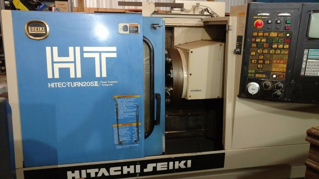 Hitachi Seiki Hitec-Turn 20S11
