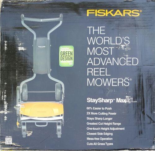 NEW! Fiskars 6201 18