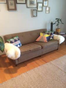 Mid Century Couch (South Land Park)