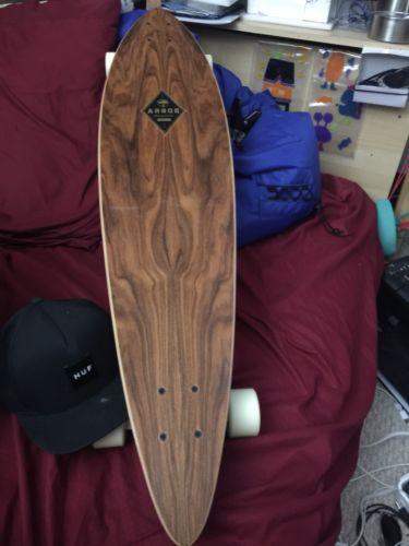 longboard arbor