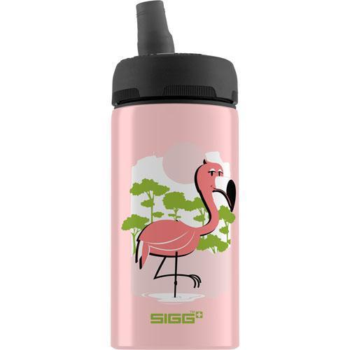Sigg Water Bottle - Cuipo Born Pink Live Green - .4 Liters - Premium Swiss Made